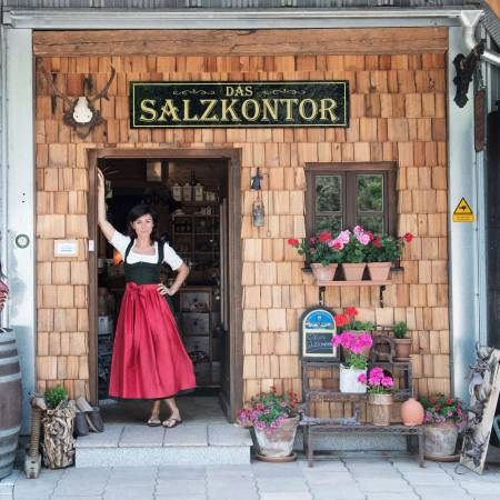 Natursalz-Shop Salzhaus Hallstatt