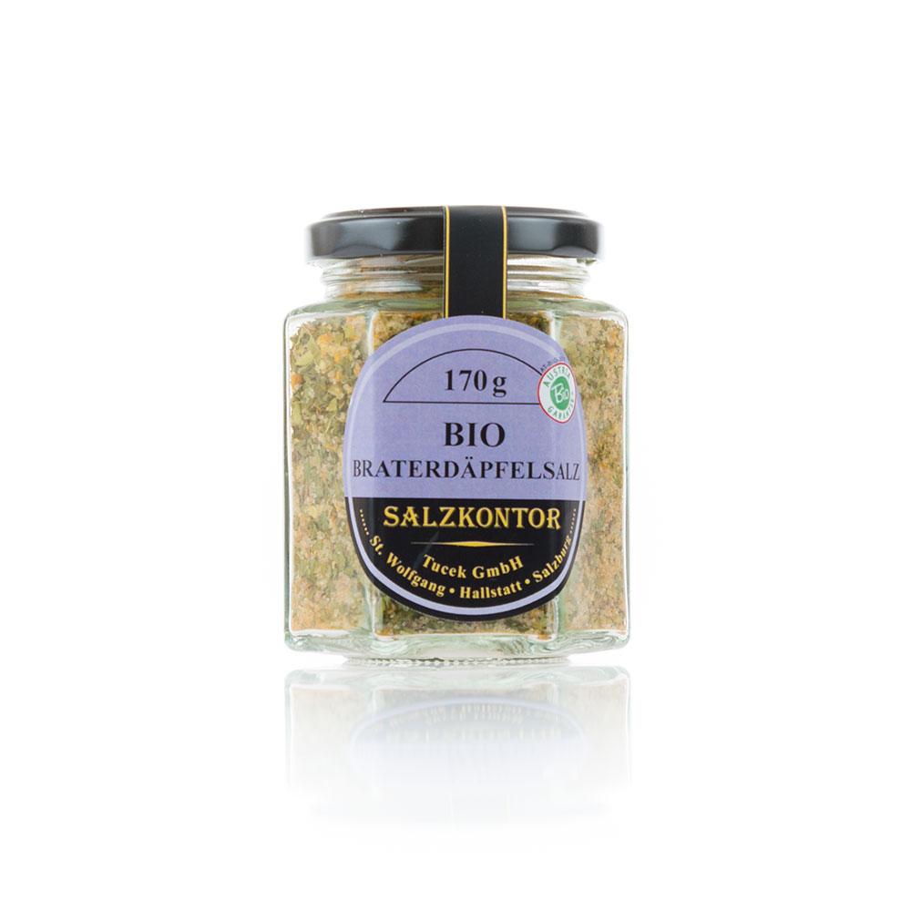 Bio Braterdäpfelsalz 170 g